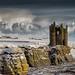 Keiss Castle, Caithness, Scotland by iainmac2