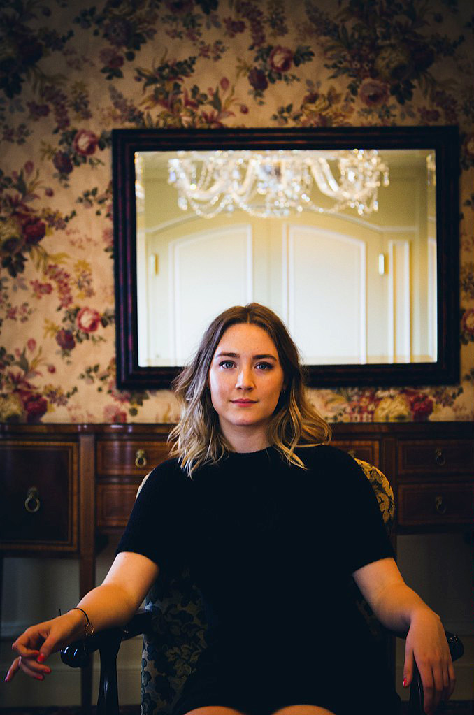 Сирша Ронан — Фотосессия для «Бруклин» на «TIFF» 2015 – 38