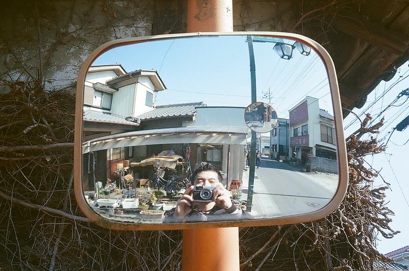 真壁のひなまつり by OLYMPUS TRIP 35 2016年3月3日