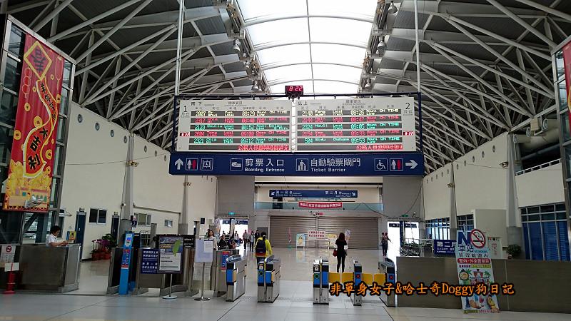 臺鐵新烏日vs高鐵台中站22