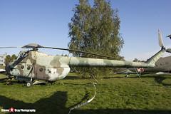 511 - 15114 - Polish Air Force - Mil Mi-4A Hound - Polish Aviation Musuem - Krakow, Poland - 151010 - Steven Gray - IMG_0677