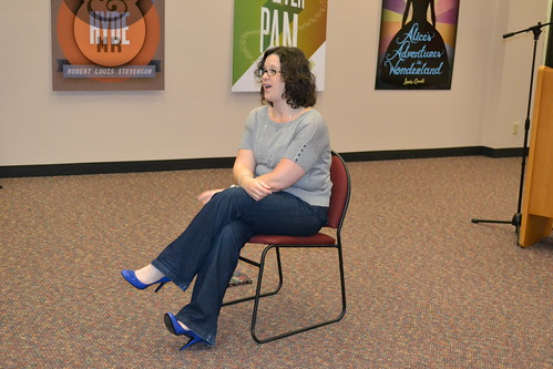 Book Club Blowout 2012: Chloe Neill