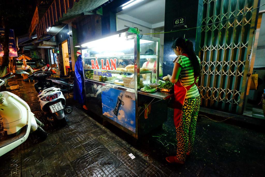 DaNang Food: Bà Lan