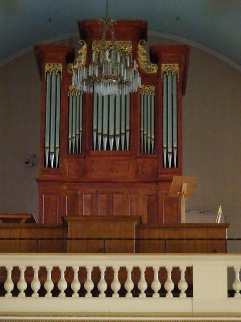 Organ in Église de la Visitation
