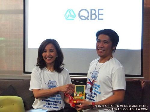 QBE and Efren Penaflorida Jr.