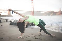 yogini jen at GG bridge by whoisjason