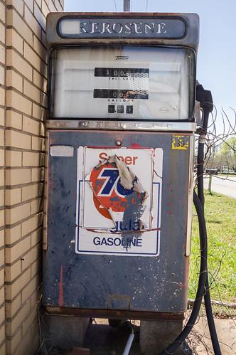Union 76 pump - 3