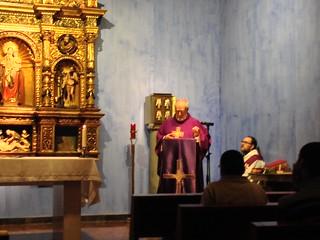 """Visita de D. Rafael Marco, sacerdote de la Asociación """"Misiones Africanas"""" (23-03-2016)"""