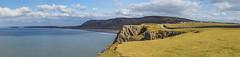 Rhosilli Bay & Worms Head