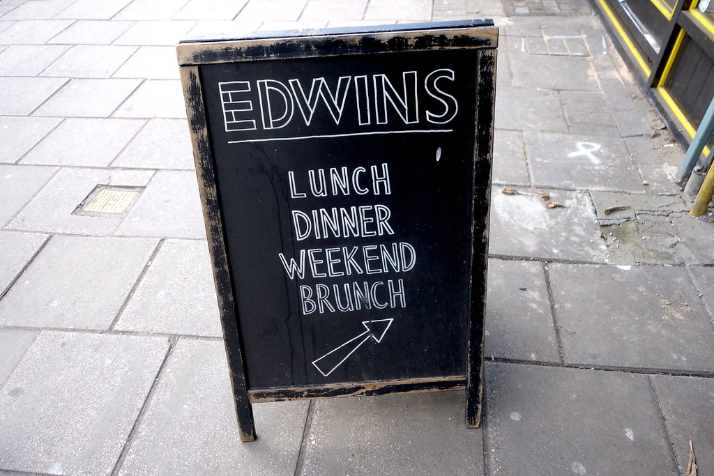 Edwin's, Borough