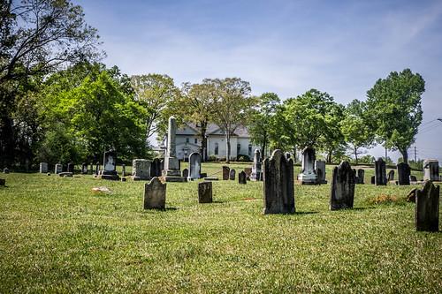 Bush River Baptist Church and Cemetery-030