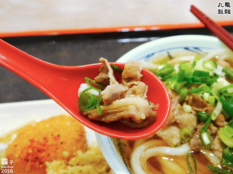 25544753554 0b06e62ba0 b - 丸龜製麵,台中新光三越內也能吃到日本知名烏龍麵,湯頭好,烏龍麵Q彈有勁!