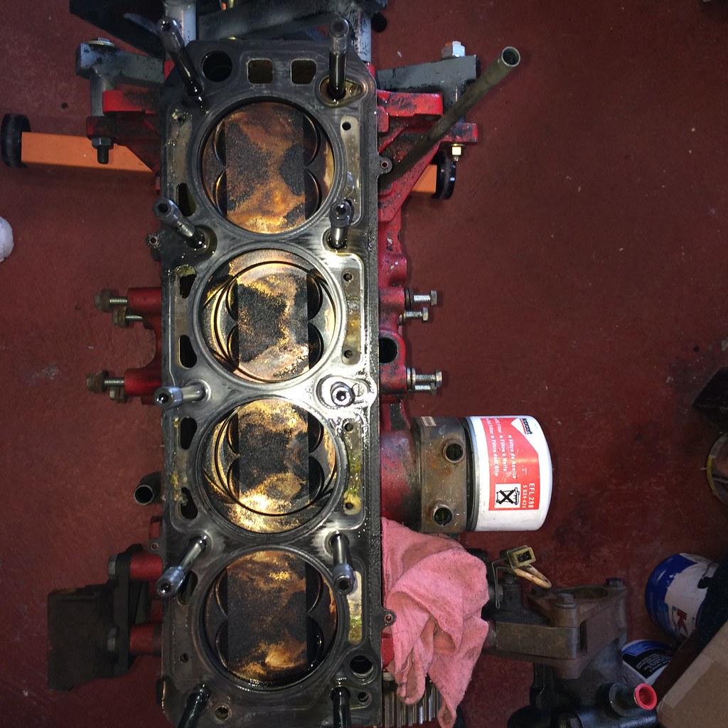 I Finished Putting Together My Motor (turbo