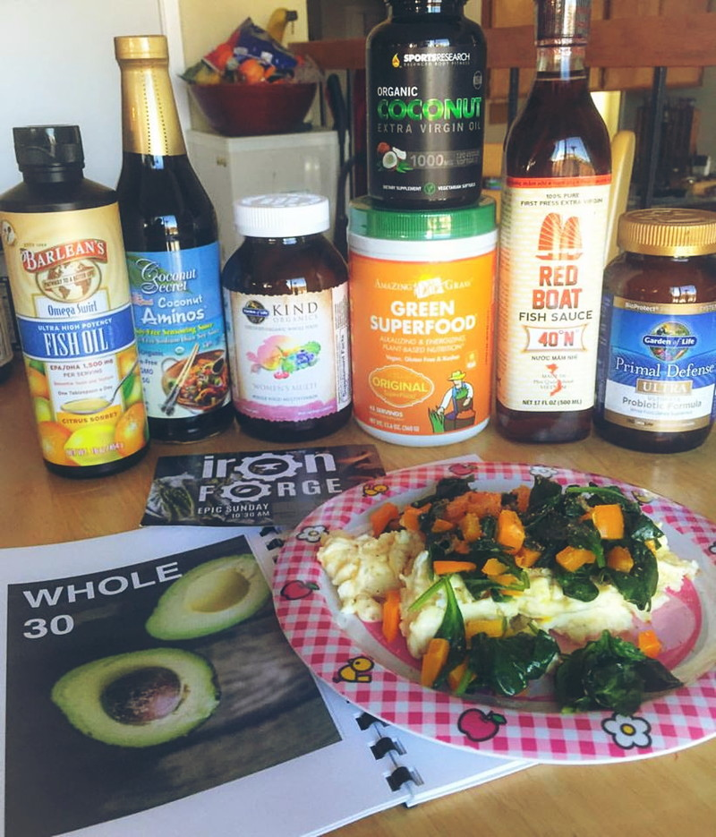 whole 30 challenge, ingredients, eating healthy
