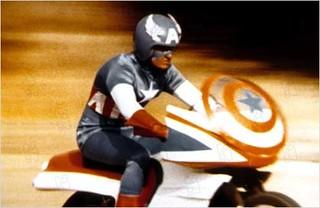 CaptainAmericaRebBrownBike