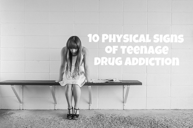 10 Physical signs of teenage drug addiction thumbnail