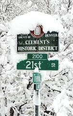 Clements Historic District