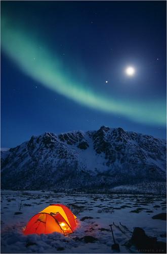 Aurora Evening
