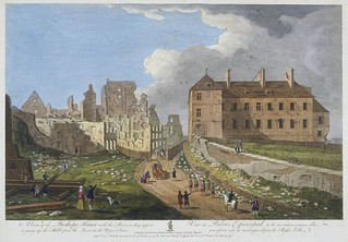 L'ancien palais épiscopal