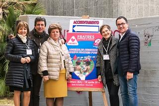 Noicattaro. Assemblea regionale Fratres front