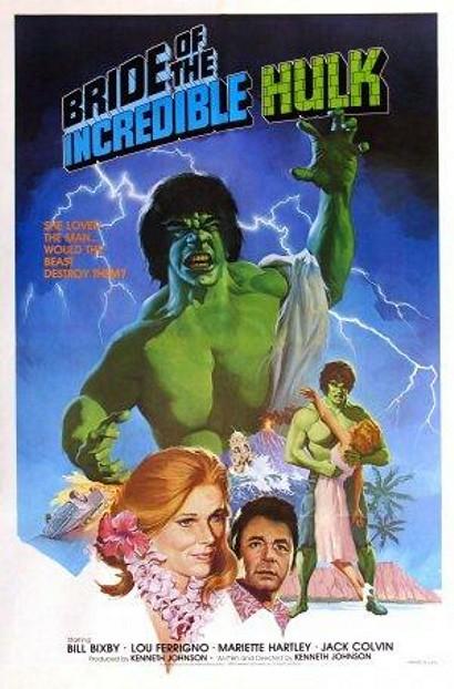 (1978) The Incredible Hulk Married