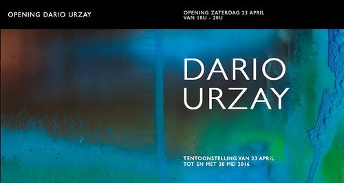 Darío Urzay en Eastmen Gallery en Hasselt (Bélgica)
