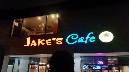 Day 84. March 24 . Jakes Cafe