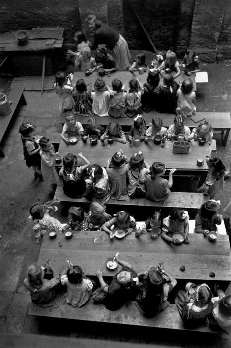 大衛·西蒙 David Seymour – 以小孩為中心的戰地攝影師5