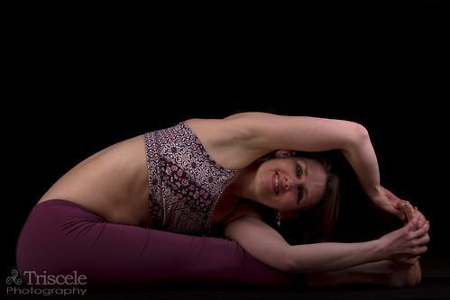 Revolved Intense Stretch