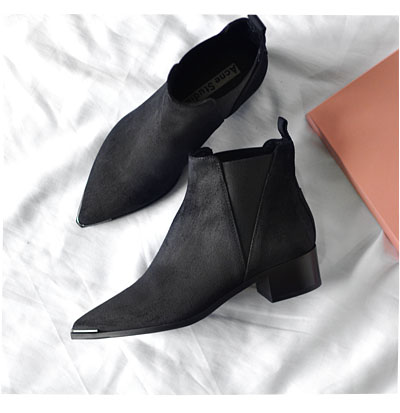 Acne Jensen Ankle Boots