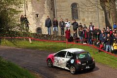 7ième Rallye de Bourbonne - Photo of Enfonvelle
