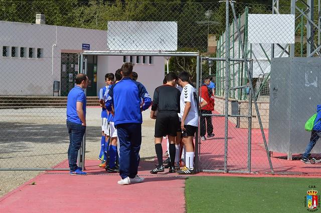 Partido Infantil A / Albacete B ( Cuartos de final )