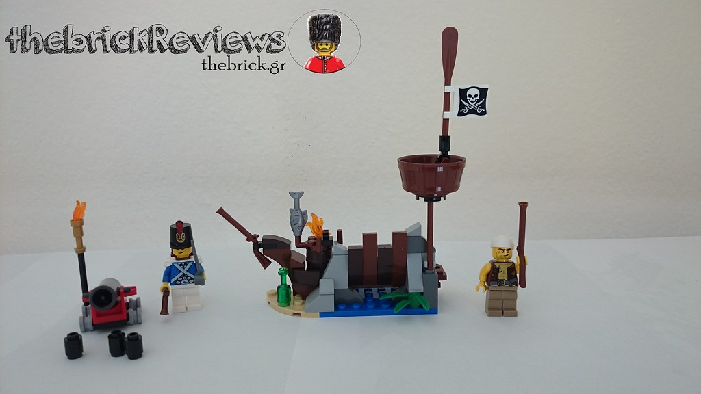 ThebrickReview: LEGO 70409 Shipwreck Defense (Pic Heavy!) 26239124052_d84eac1123_b