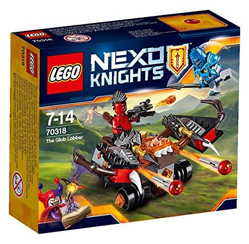 LEGO Nexo Knights 70318 - The Glob Lobber