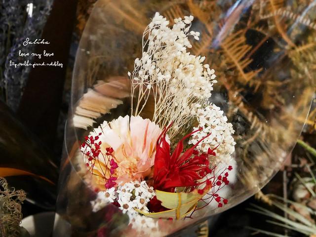 台北特色咖啡廳推薦花疫室乾燥花花店