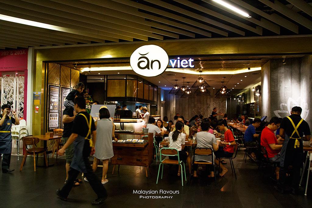 An Viet Vietnamese Restaurant @ Mid Valley The Gardens KL | Malaysian Flavours