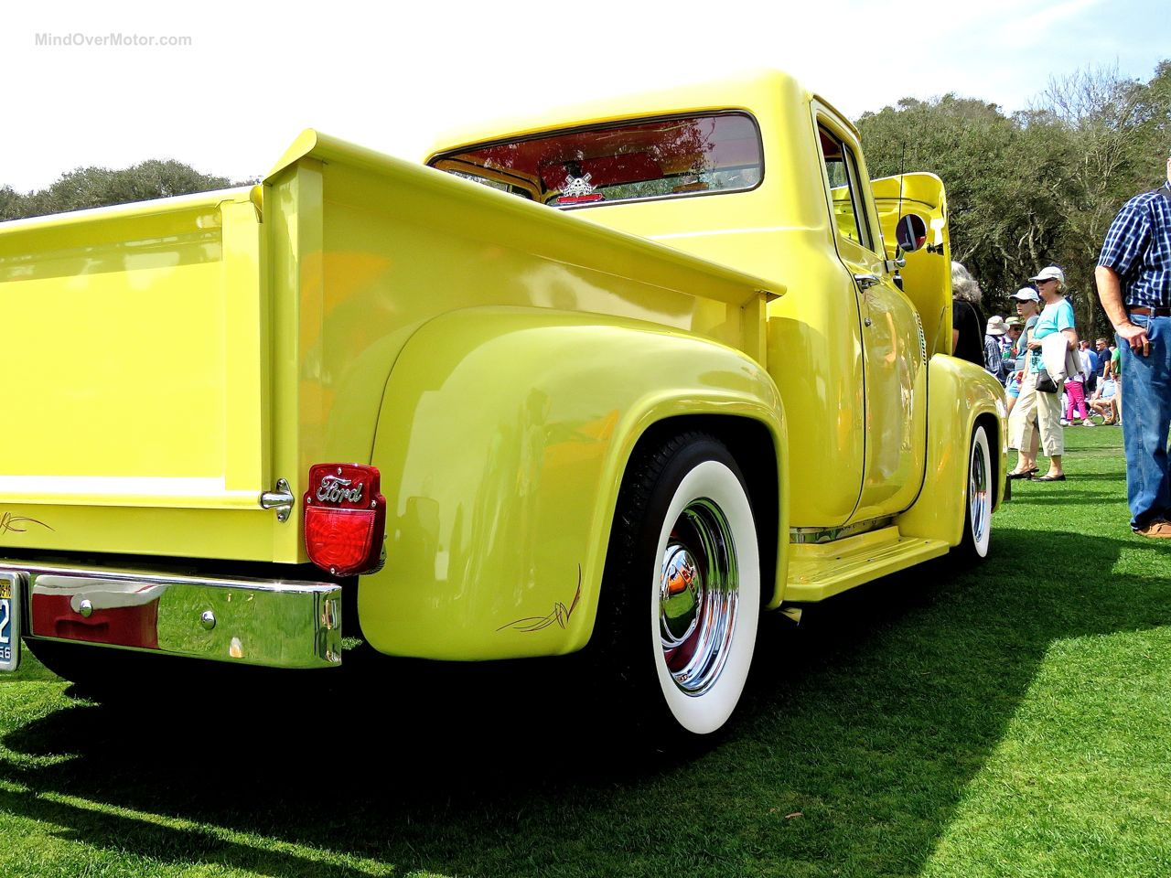 Custom Ford F-100 at Amelia Island 10