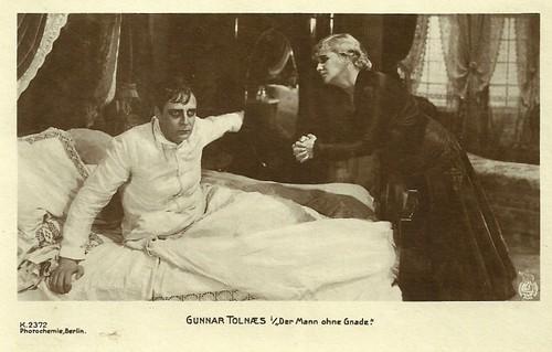 Gunnar Tolnaes in Der Mann ohne Gnade