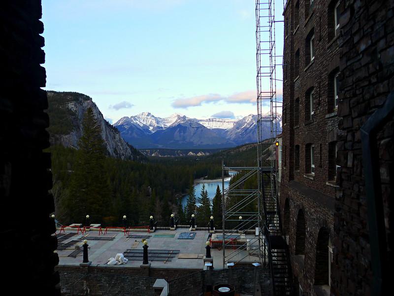 Banff Fairmont, Alberta