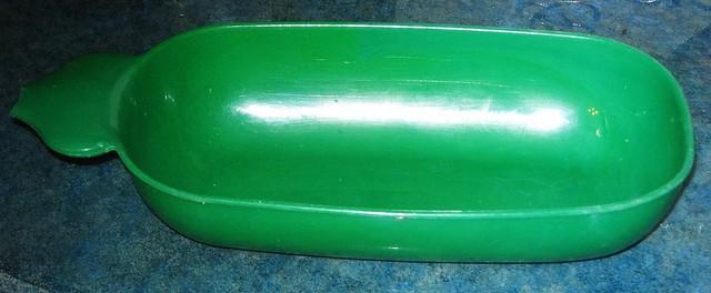 vintage Dairy Queen banana split boat
