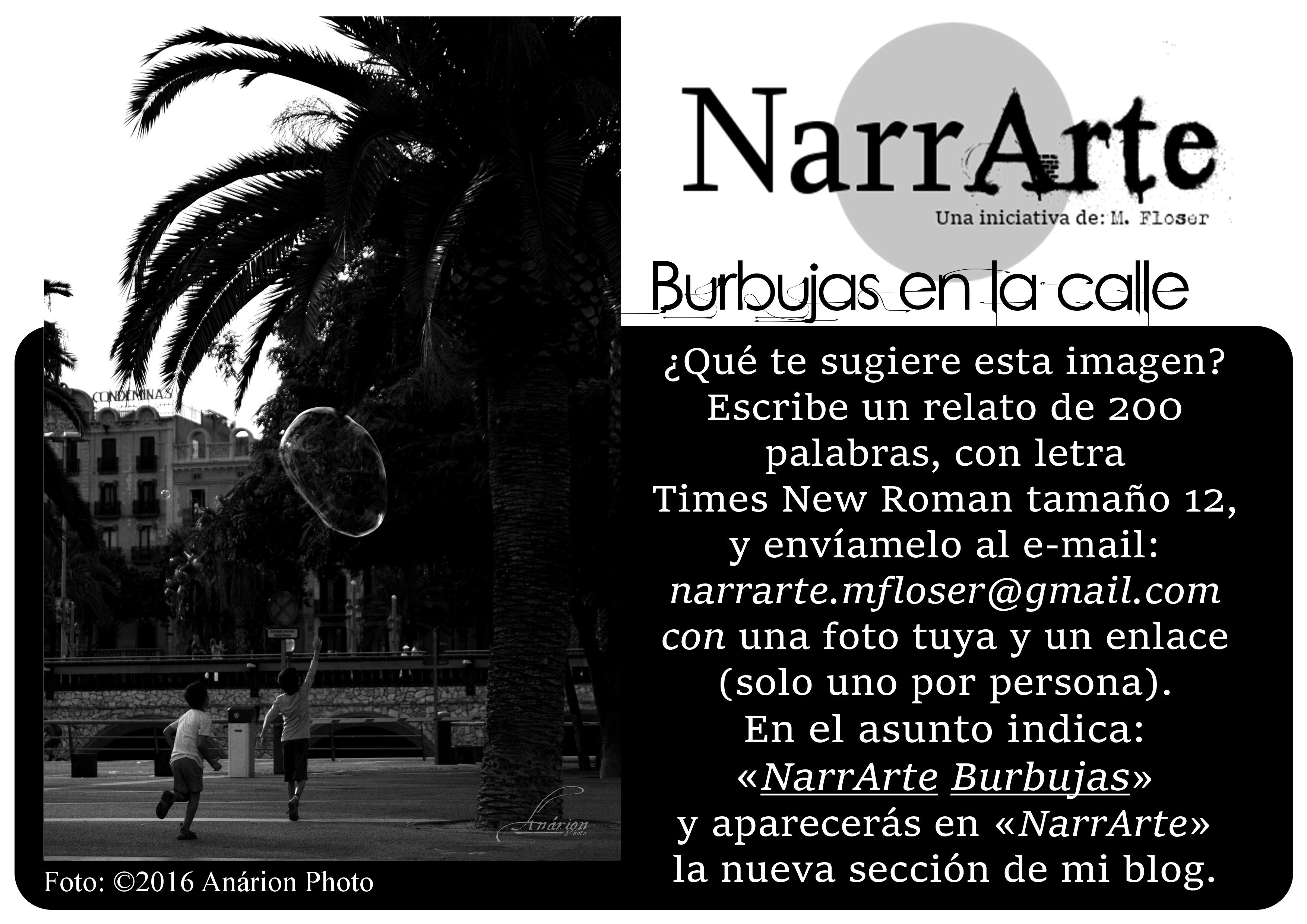 Burbujas en la calle-AnárionFB