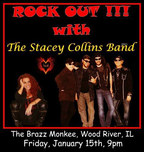 Stacey Collins Band 1-15-16