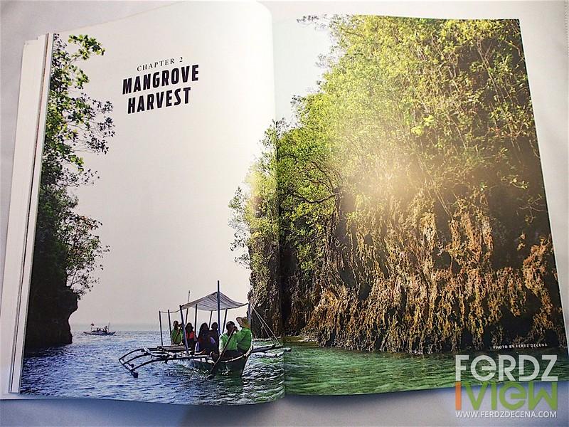 Mangrove Harvest opening spread