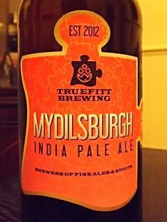 Truefitt Brewing, Mydilsburgh, England