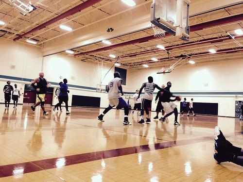 Tuesday B-Ball at the Rec (December 30 2014)