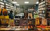 Hibernating in the book store (Toronto, ON)