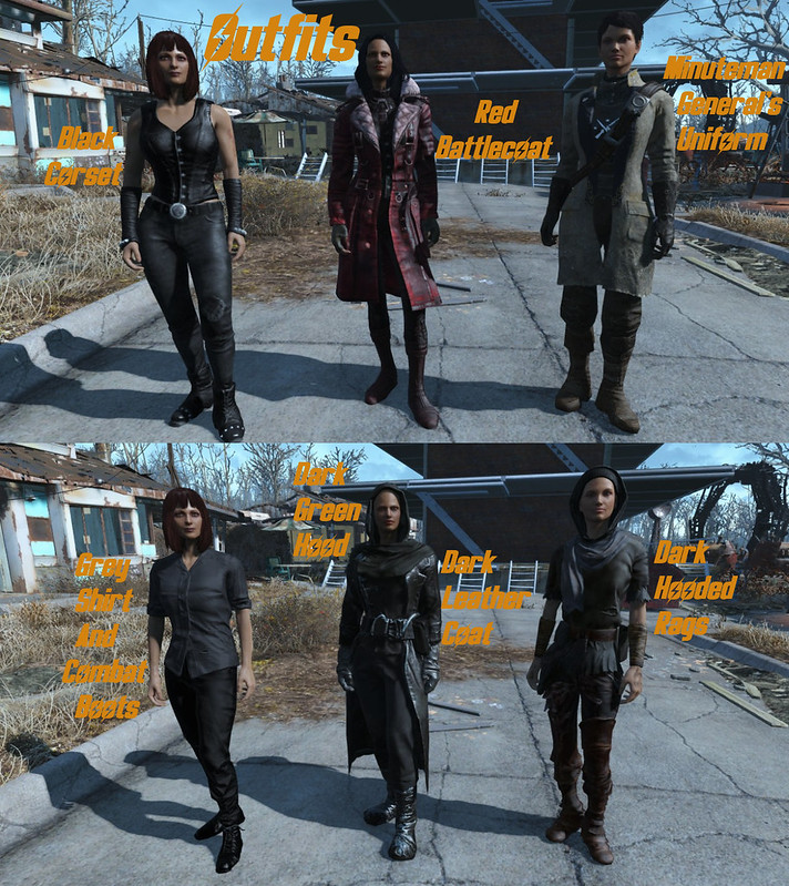 how to clean clothes in fallout 4