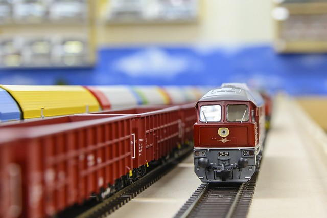 Клуб Железопътен моделизъм – България / снимки Иво Радоев