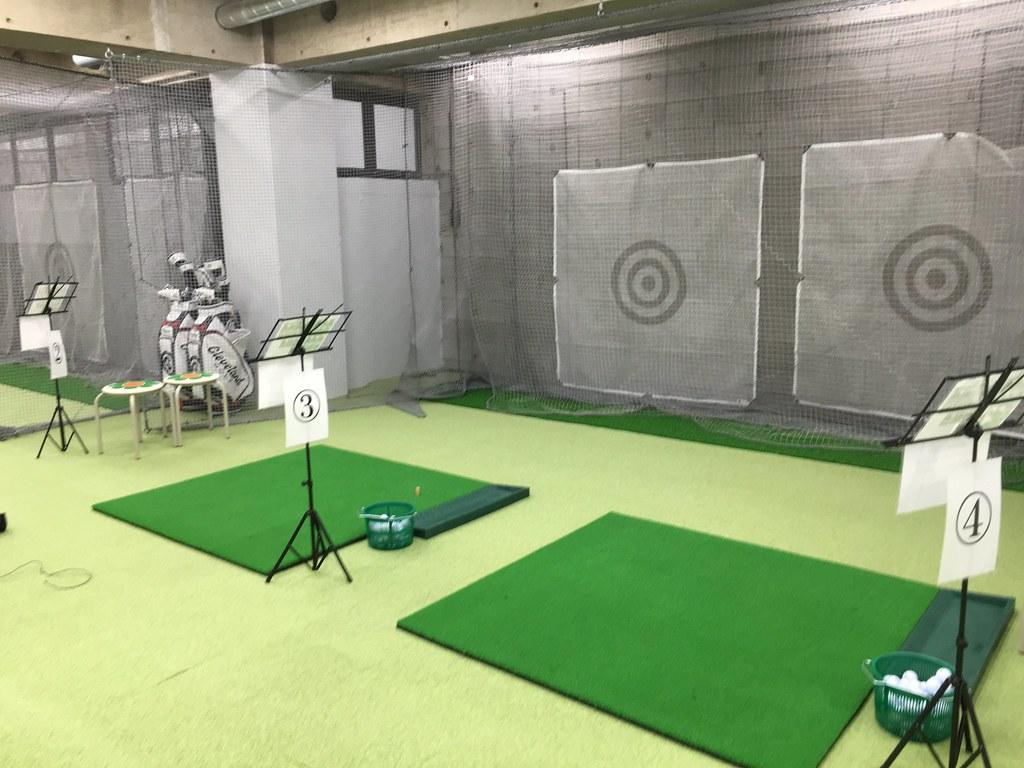 ステップゴルフ(中村橋)