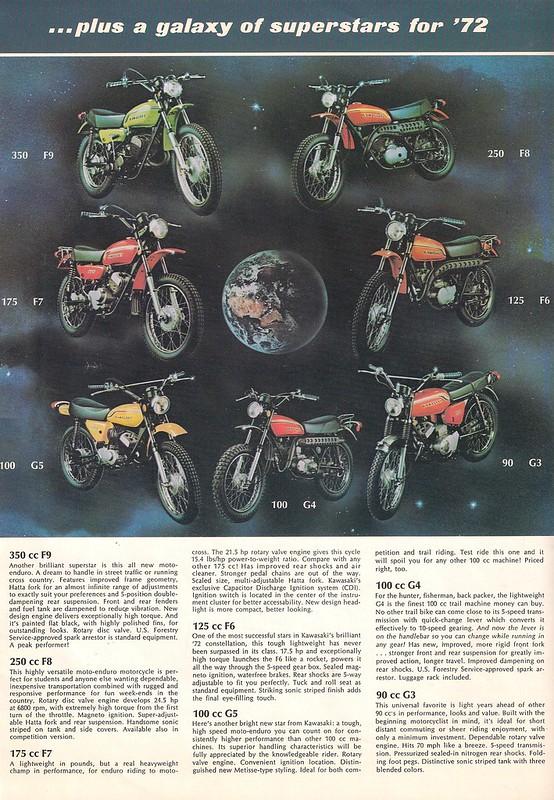 1972 Kawasaki 3